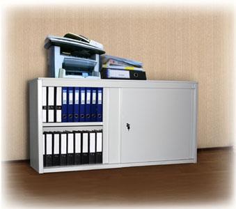 Металлический шкаф-купе архивный ALS