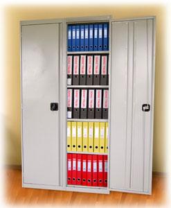 Тип Сборно-разборный, металлический, две распашные автономные двери.