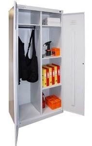 Металлический шкаф универсальный ШМ-У
