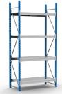 Металлические стеллажи среднегрузовые SGR