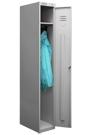 Металлические шкафы для одежды стандартные усиленной конструкции ТМ