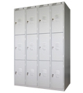 Модульные шкафы для одежды и сумок трехдверные ШРС