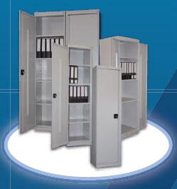 Разновидности металлических шкафов